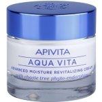Apivita Aqua Vita intenzivní hydratační a revitalizační krém pro normální a suchou pleť (with Chaste Tree Phyto-Endorphins) 50 ml