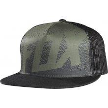 Fox Overhead Fade Snapback Hat army
