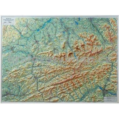 Vyhledavani Plasticka Mapa Beskydy Heureka Cz