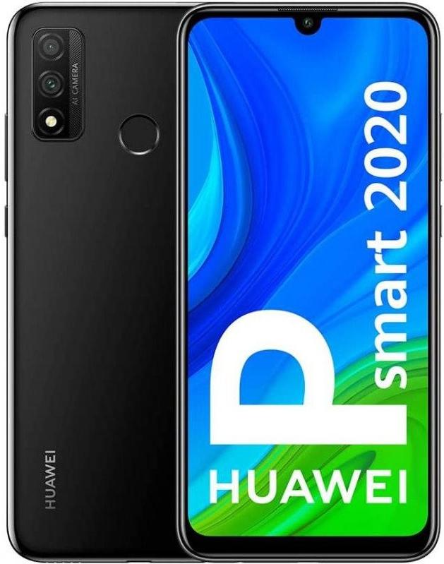 HUAWEI P smart 2020 4GB/128GB Dual Sim na Heureka.cz
