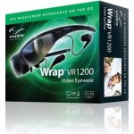 Vuzix iWear WRAP 1200VR Head Mounted Display