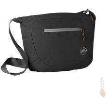Mammut Shoulder Bag Round 4 l black
