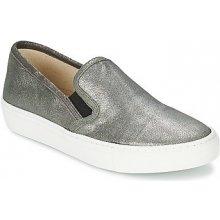 Betty London Street boty FRAVA stříbrné
