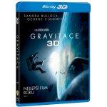 Gravitace 2D+3D BD