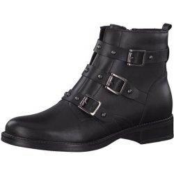 Dámská obuv Tamaris kotníkové boty 1-1-25011-21-001 Black 333ccde22c7