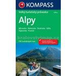 Alpy Velký turistický průvodce