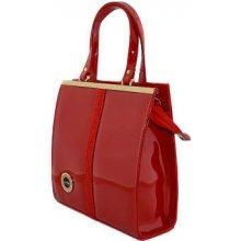 1fbed3208c Galucci kabelka lakovaná Jenny X066 červená