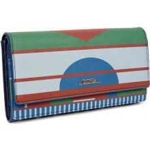 Doca Dámská peněženka 64813 modrá
