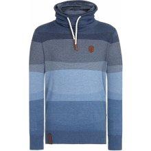Naketano Pulovr modrá   světlemodrá   tmavě modrá   šedý melír b955de1a4c