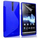 Pouzdro S-Line Nokia Lumia 930 modré