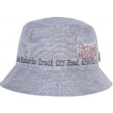 Broel Chlapecký klobouček Natural šedý