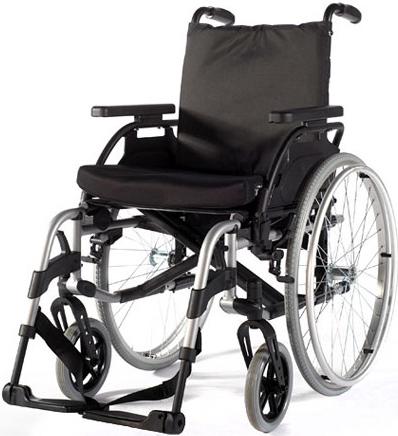 Recenze MedicalSpace Excel Alu 1 invalidní vozík odlehčený