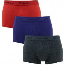 Pánské boxerky CALVIN KLEIN 3 kusy vícebarevné 93988b496d