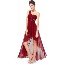 9619fdcd2f73 Ever Pretty dámské šaty EP8100-7 vínová