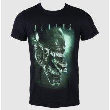 Tričko pánské Aliens Vetřelec Alien Head