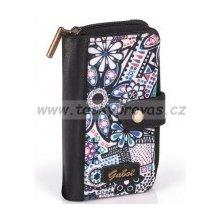 Gabol Dámská peněženka VENICE 527252 černá