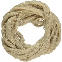 Miss Fiori F Snood Scarf Ld61 Oatmeal
