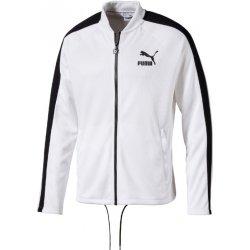10a5d9f57e Pánská mikina Puma Archive T7 Summer Jacket Bílá