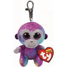 Přívěsek na klíče duhová opička Zuri s velkýma očima 8 7407a2c003c