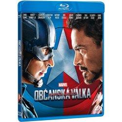 Captain America: Občanská válka BD