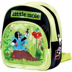 Bino batoh Krteček černá/zelená