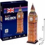 HM Studio 3D Puzzle Big Ben 30 dílků