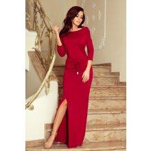 188c067bc3dd Numoco denní šaty MM-130094 červená