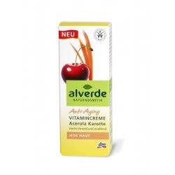 Alverde vitamínový krém s acerolou a karotkou 30 ml..