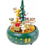 Small foot by Legler Dřevěná hrací skříňka - Vánoční stromeček
