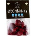 NATU Bonbony malina kokos RAW 60 g
