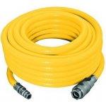 PROTECO hadice tlaková PVC opletená 13/19mm 5 m s rychlospojkami