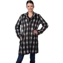 Brave Soul dámský kabát Crystal černá