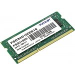 Patriot Signature Line SODIMM DDR3 4GB 1600MHz CL11 PSD34G160081S