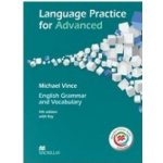 Advanced Language Practice 5E with Key + MPO Pack