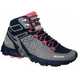 1307d34b62b Dámská obuv SALEWA boty Alpenrose Ultra Mid GTX černá růžová