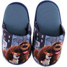 Setino 870-284 Pantofle Mazlíčci - tmavě modrá