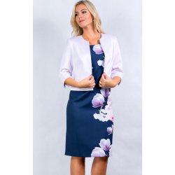 89947a8e986 Color collection Dámské šaty s fialkovým bolerkem dámské šaty ...