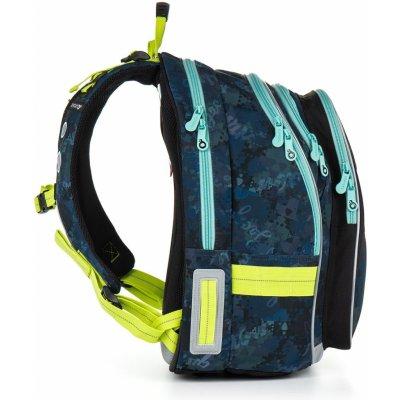 Topgal batoh CHI 878 D modrá