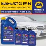 Morris Multivis ADT C3 5W-30 8 l