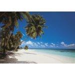 Komar 8-240 Fototapeta moře - Maldives, Rozměr 388 x 270 cm