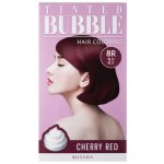 MISSHA Tinted Bubble Hair Coloring (Cherry Red) - barva na vlasy 80 ml