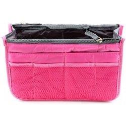 ISO Organizér do kabelky růžový od 88 Kč - Heureka.cz e4992c15ff7