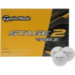 TaylorMade RBZ Stage 2 12 Pack Golf Balls White N