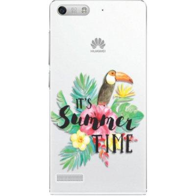 Pouzdro iSaprio Summer Time Huawei Ascend G6