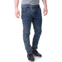 Brave Soul pánské jeansy Fullerton modrá