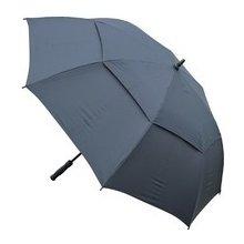 TourDri Gust Resistant Umbrella Black