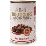 Brit Boutiques Gourmandes Beef True Meat Bits 400 g