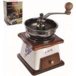 Vcas Mlýnek na kávu 18x11,5x11,5 cm dřevo / keramika / kov 491498