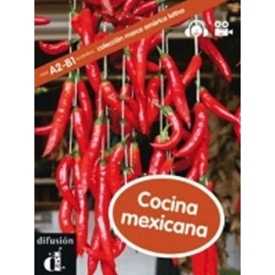 COCINA MEXICANA + CD AUDIFFRED, M.