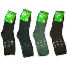 12eb57bde93 Pesail ponožky bambusové thermo pánské 2 ks ponožky JM6118